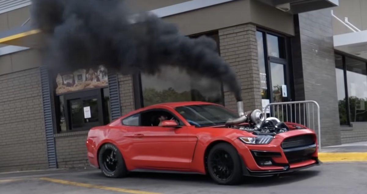 Ford Mustang Diesel