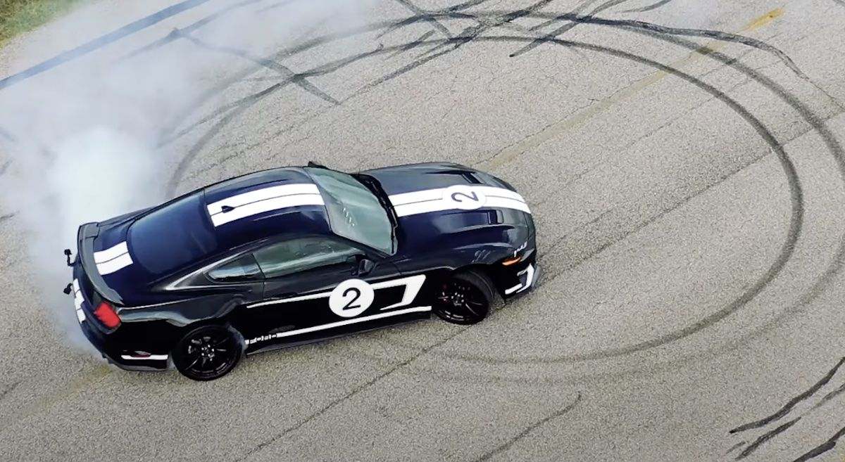 Ford Mustang GT Legend Edition Hennessey Performance