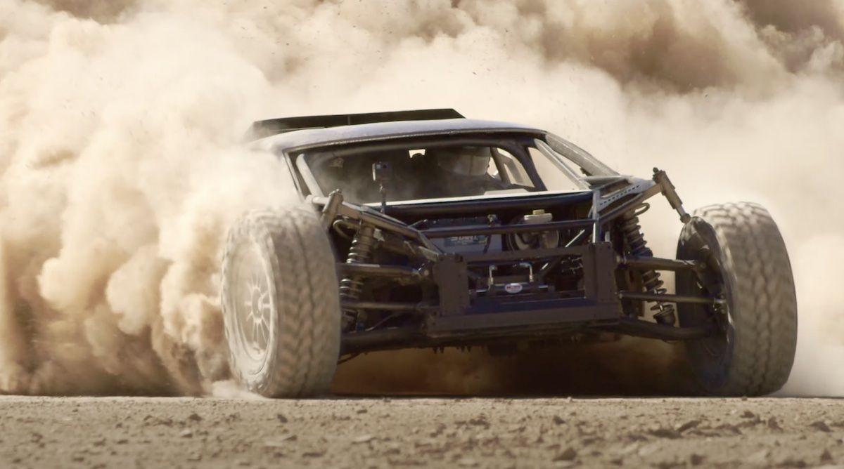 Lamborghini Huracan Jumpacan