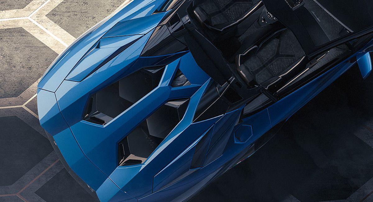 2021 Lamborghini Aventador Roadster Ultimae