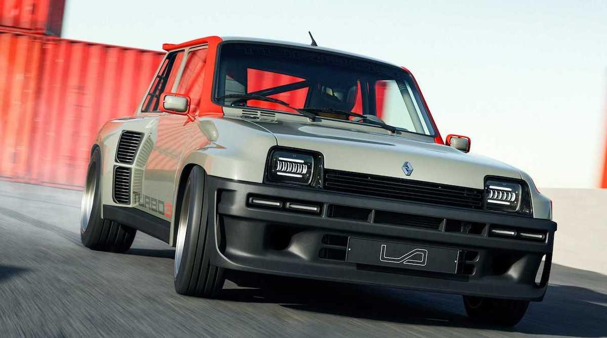 Legende Automobiles Renault Turbo 3
