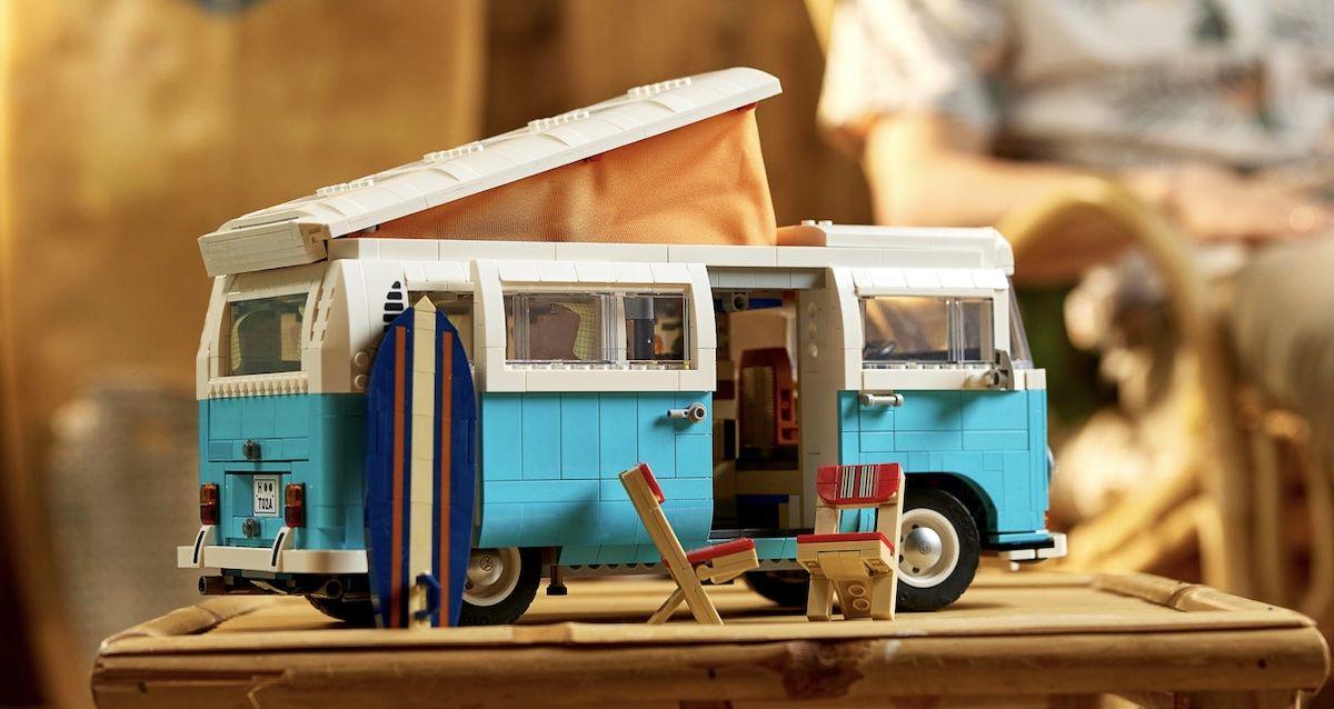 Lego 10279 Volkswagen T2