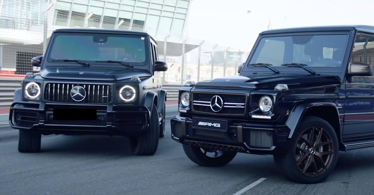 Mercedes-AMG Klasy G