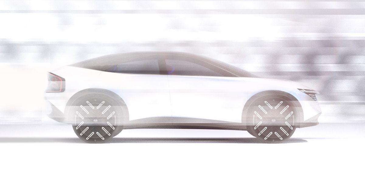 Nissan elektryczny crossover
