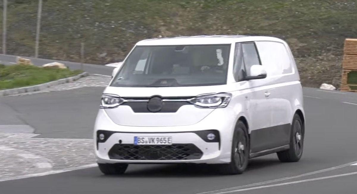 2023 Volkswagen ID.Buzz