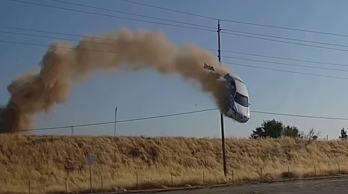 latający samochód