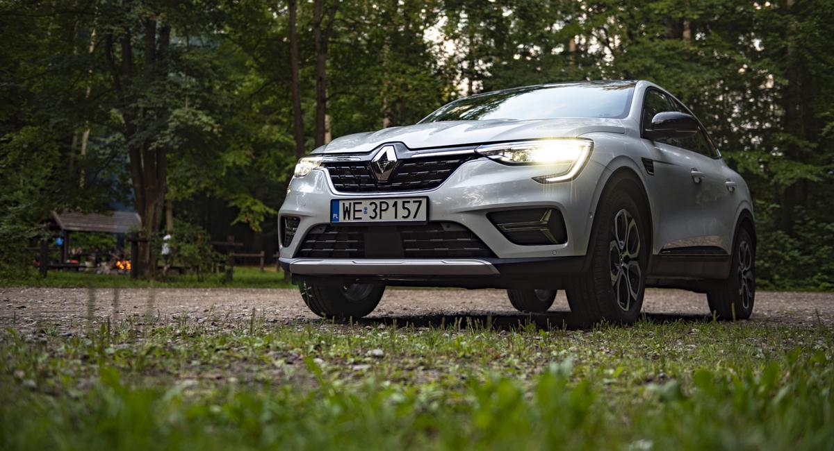 2021 Renault Arkana Intens E-Tech 145