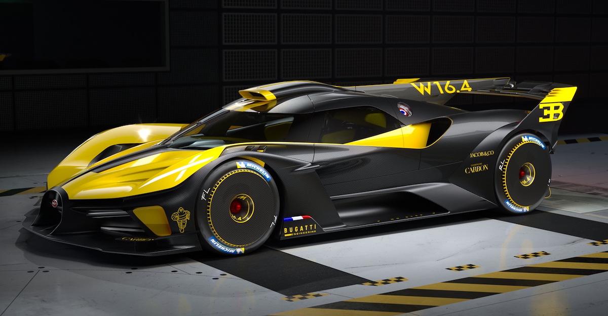 2024 Bugatti Bolide