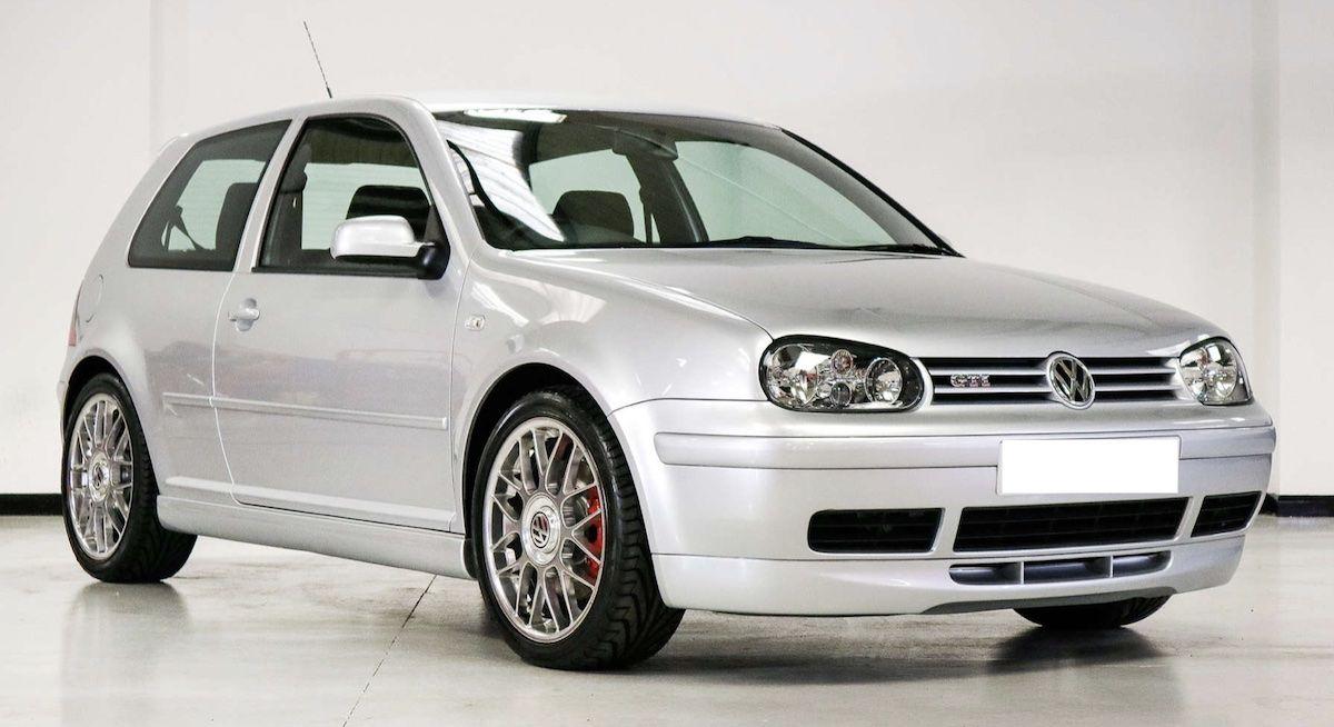 2002 Volkswagen Golf GTI 25th Anniversary