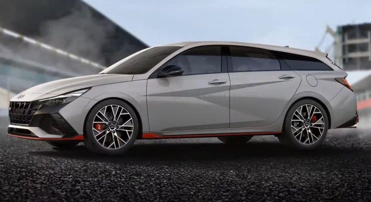 2022 Hyundai Elantra N SW