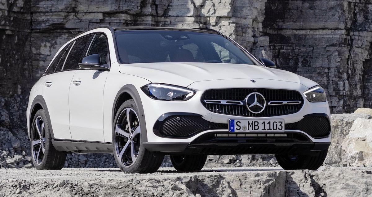 2022 Mercedes Klasy C All Terrain