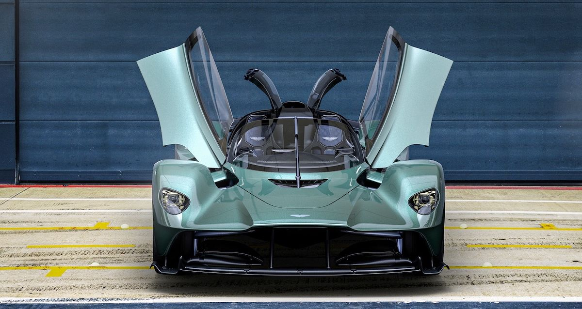2023 Aston Martin Valkyrie Spider