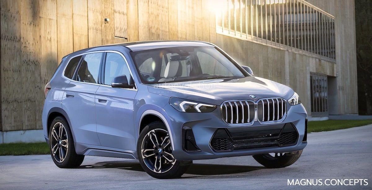 2023 BMW X1 U11
