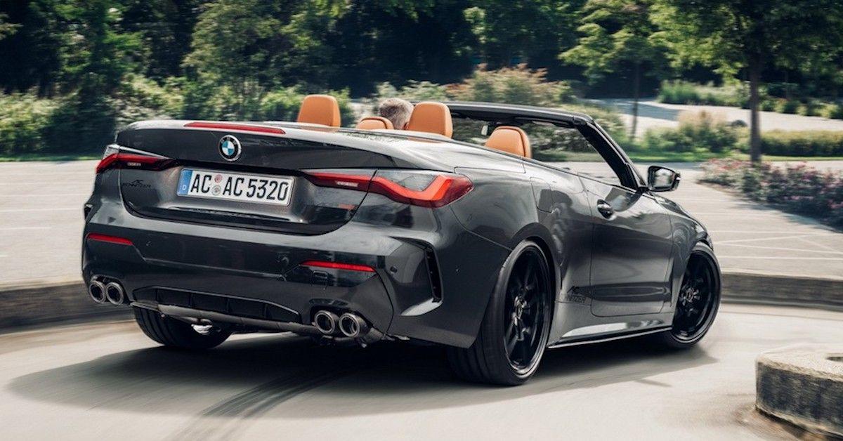 BMW serii 4 Cabrio, AC Schnitzer tuning