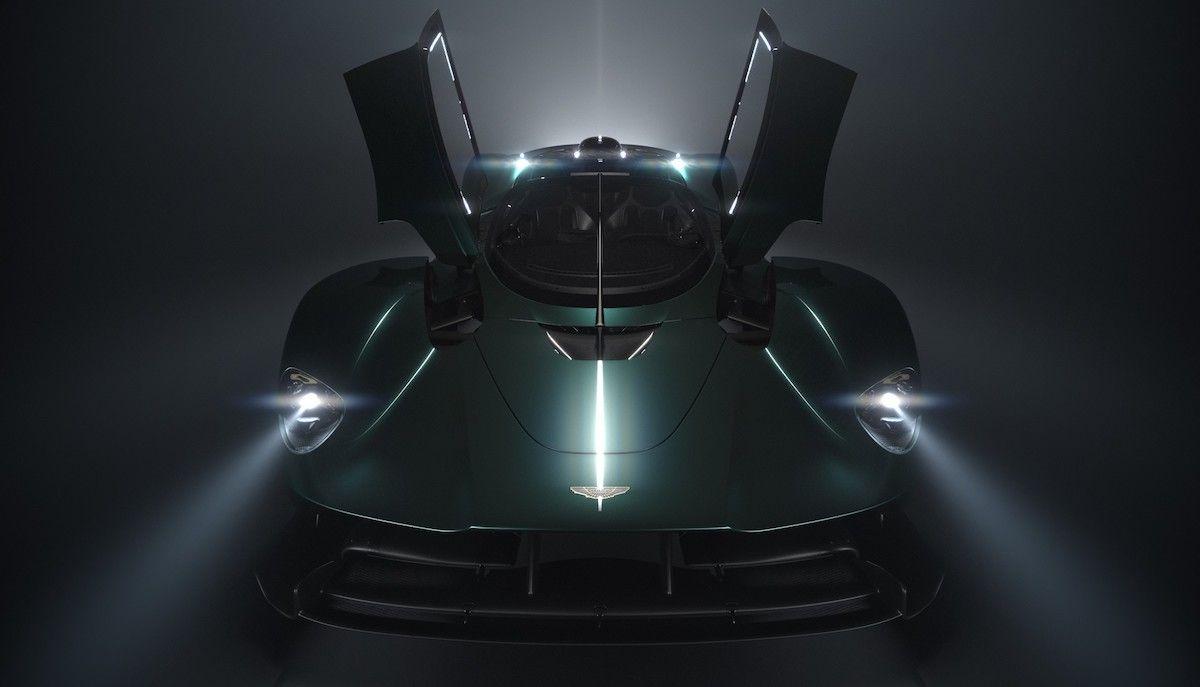 Aston Martin Valkyrie Roadster