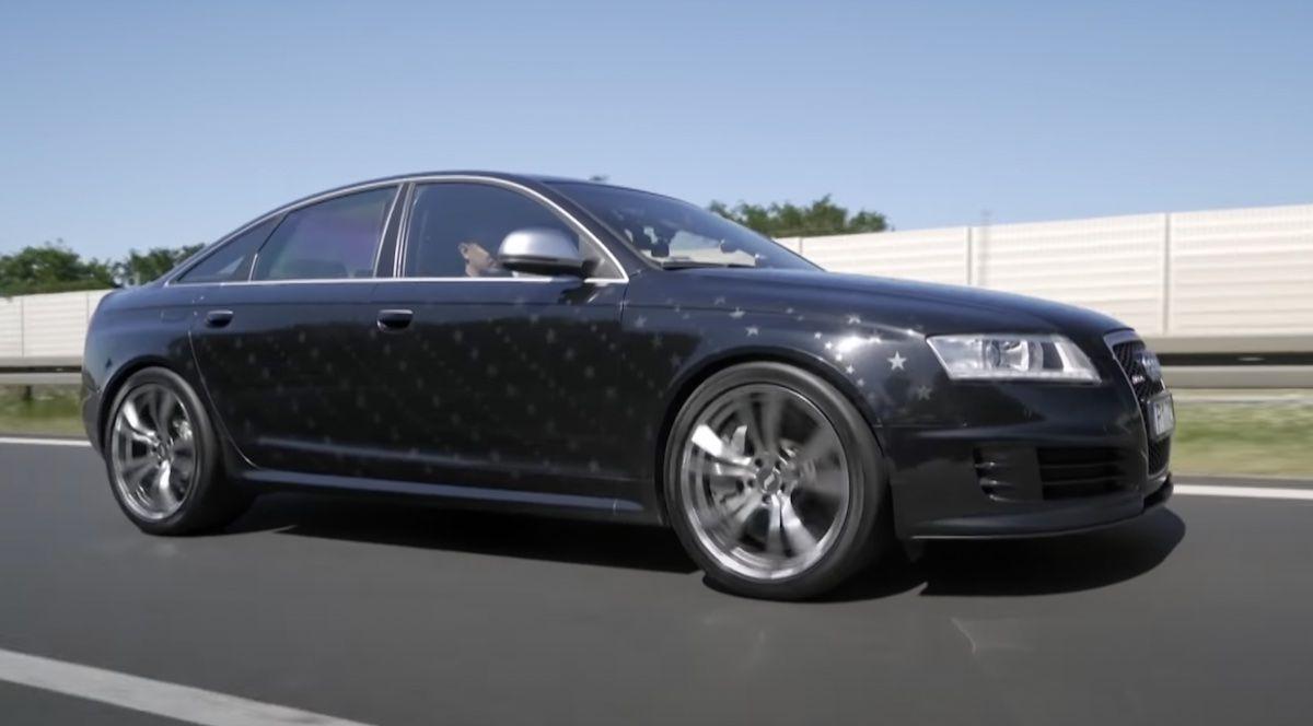 Audi RS6 C6 Limousine
