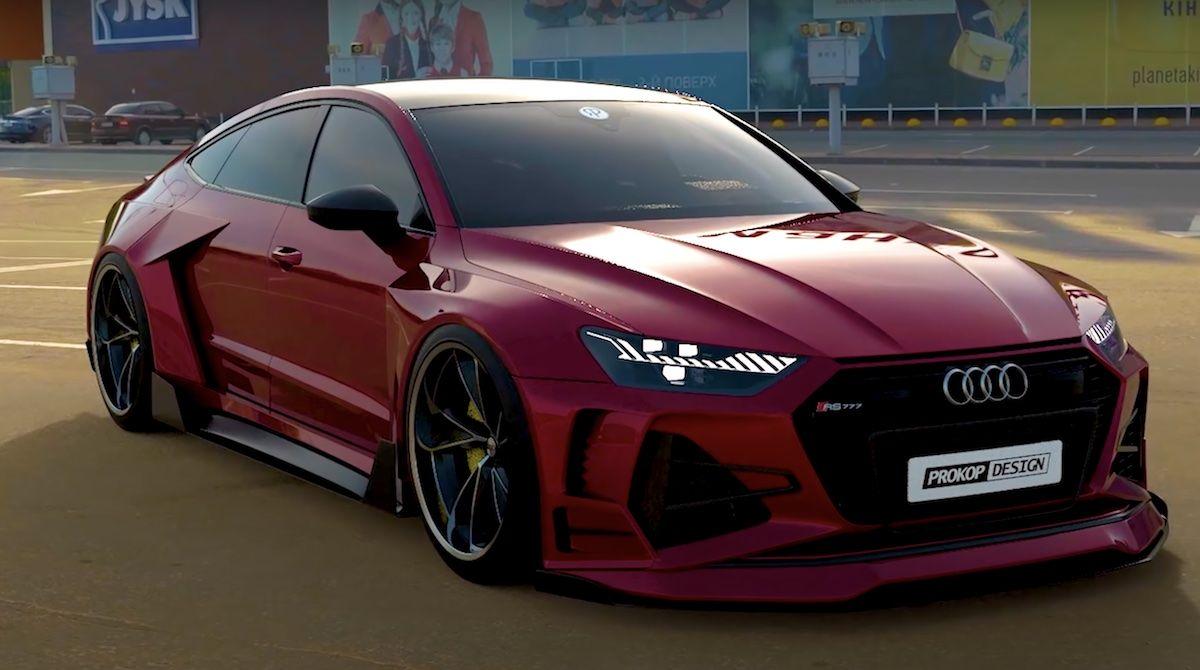 Audi RS7 Prokop Design
