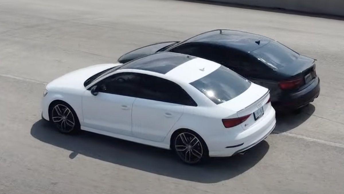 Audi S3 RS3