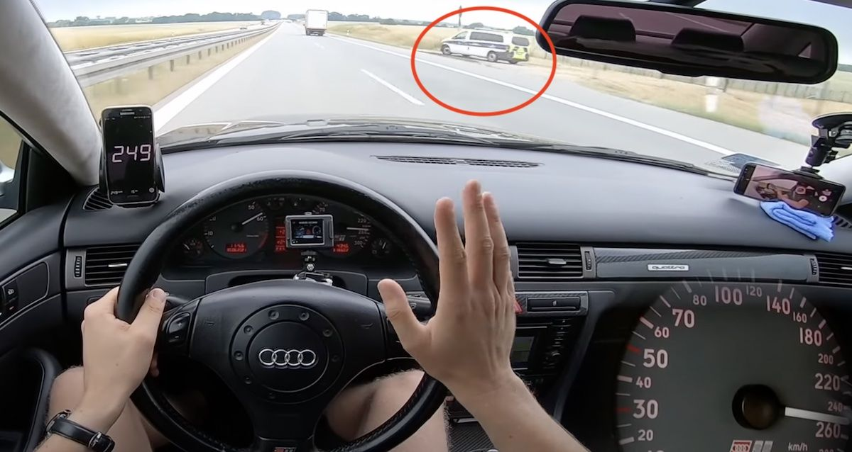 2000 Audi S6 C5