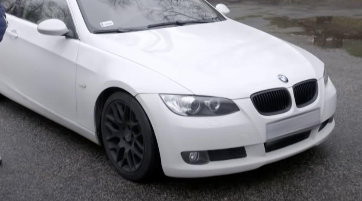 BMW 328i e92