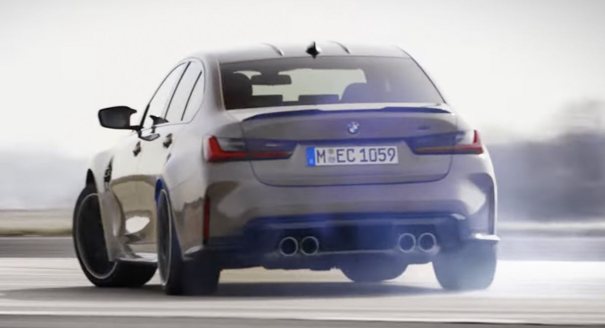 BMW M3 Competition G80