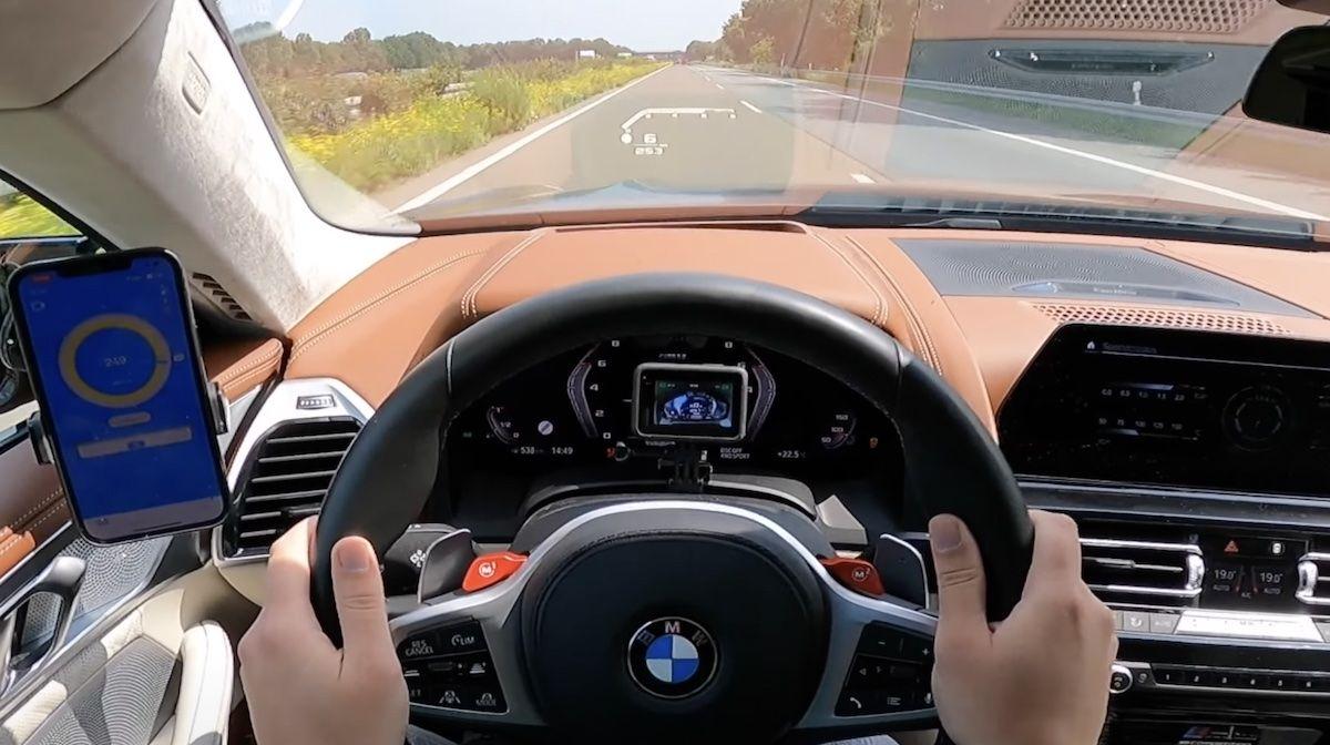 BMW M8 Gran Coupe G-Power