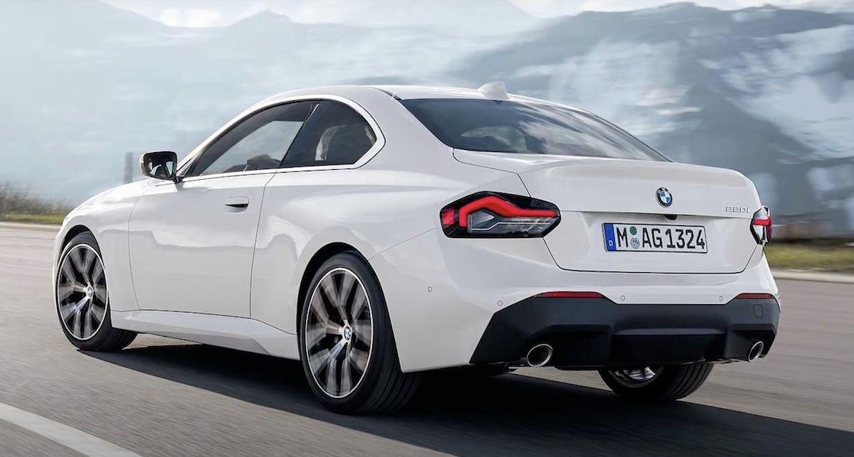BMW Serii 2 G42 2022