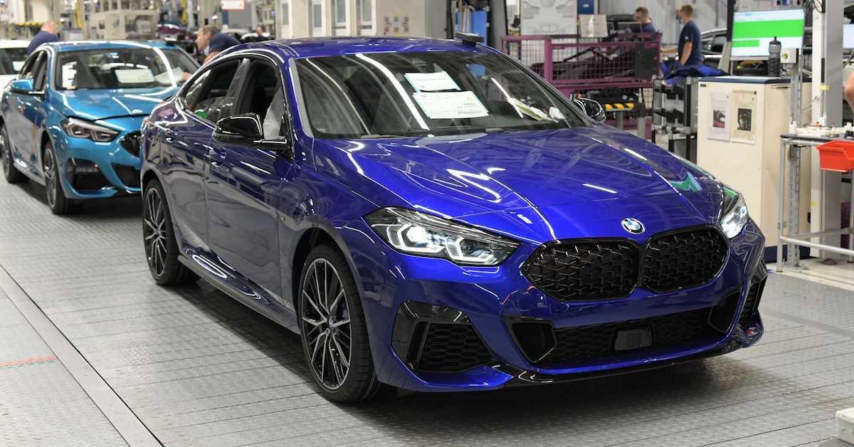 BMW Serii 2 Gran Coupe individual