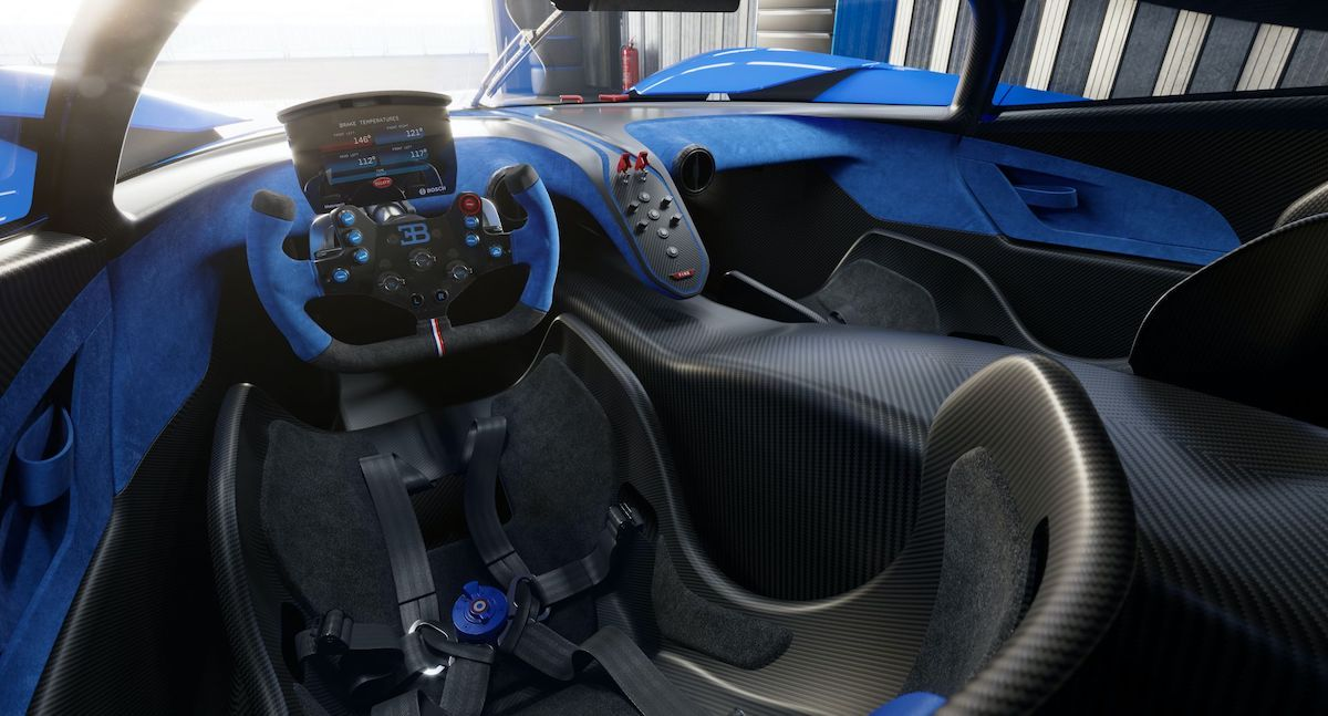 Bugatti Bolide