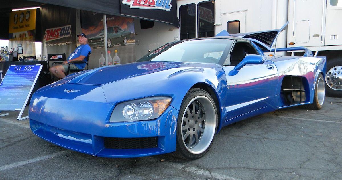 Double Trouble Hot Rod GT SuperSuperCar