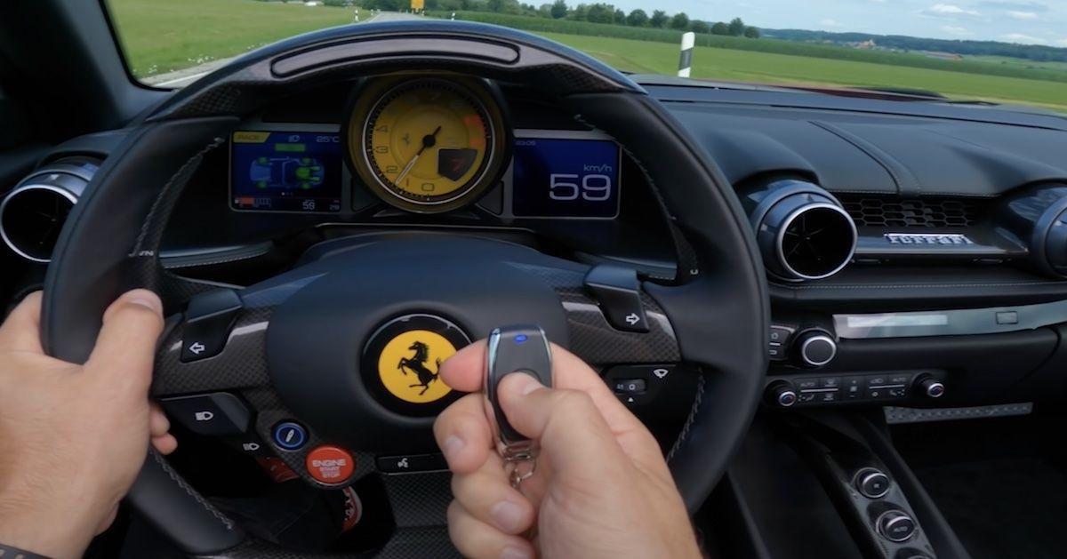 Ferrari 812 GTS Novitec N-Largo