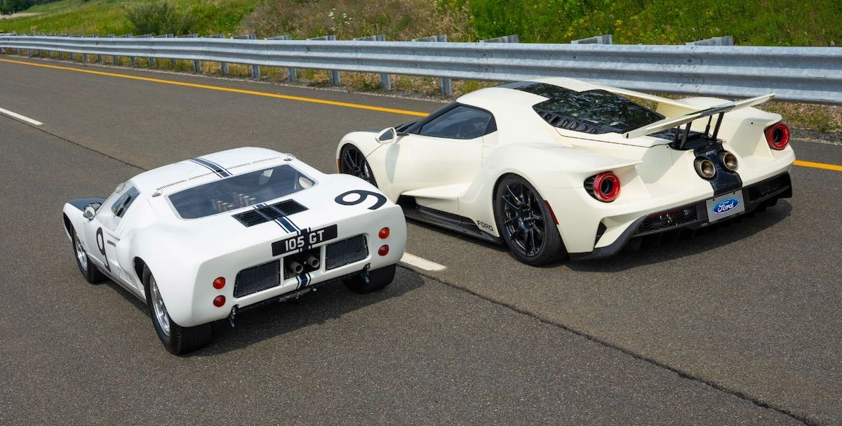 Ford GT 64 Heritage Edition