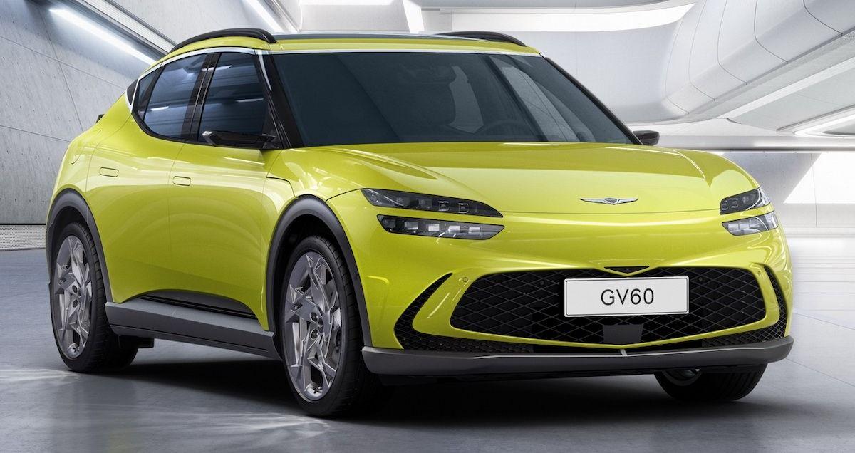 2023 Genesis GV60