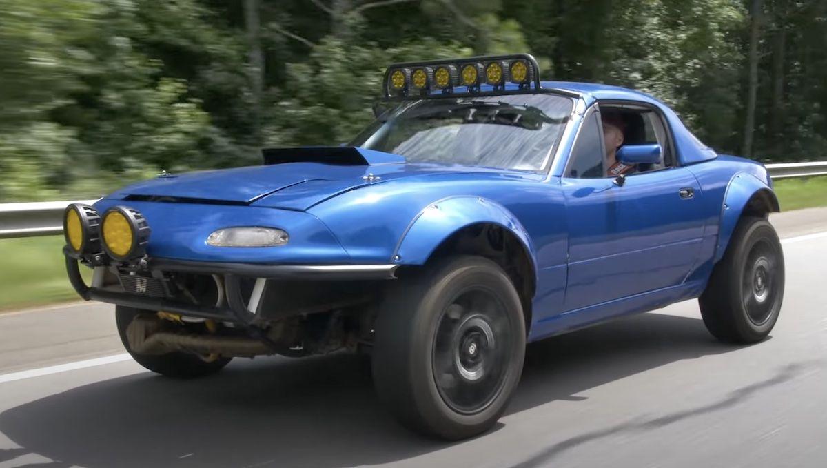 Mazda MX-5 Subaru Impreza