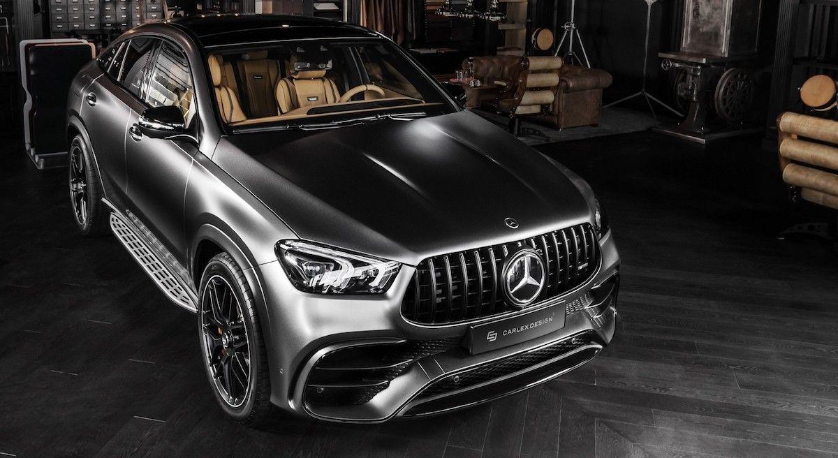 Mercedes AMG GLE 63 S Coupe Carlex Design
