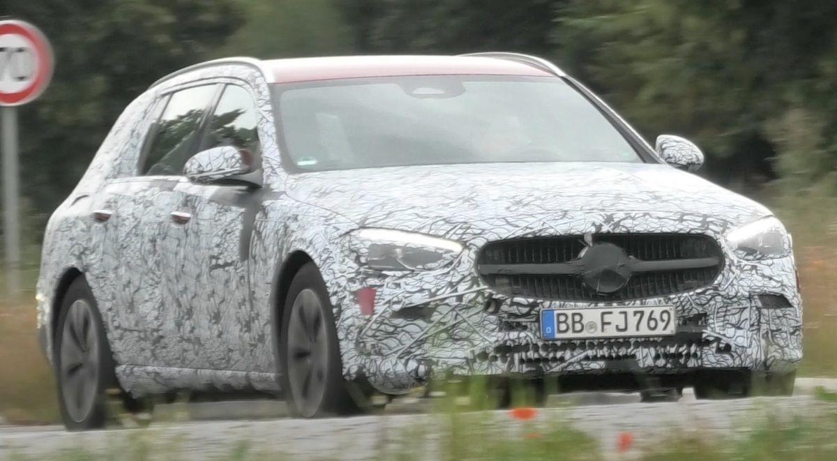 Mercedes-Benz Klasy C All-Terrain S206