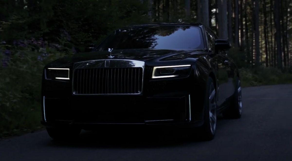 Novitec Spofec Rolls-Royce Ghost