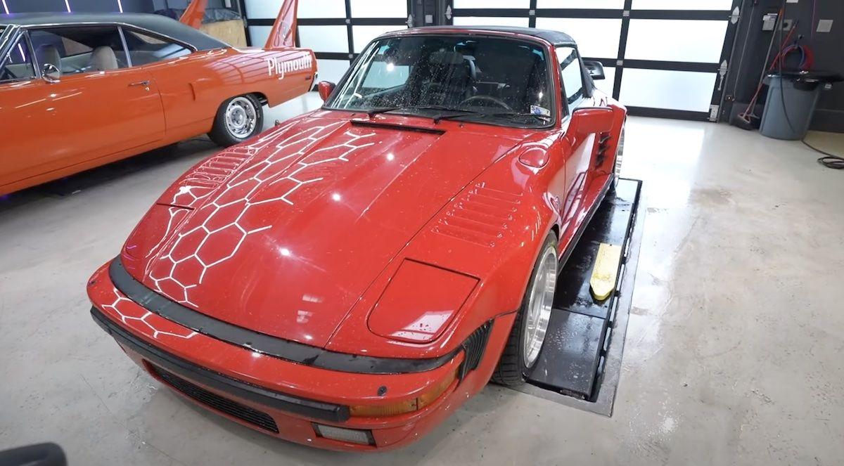 RUF Porsche 930 911 Slant Nose