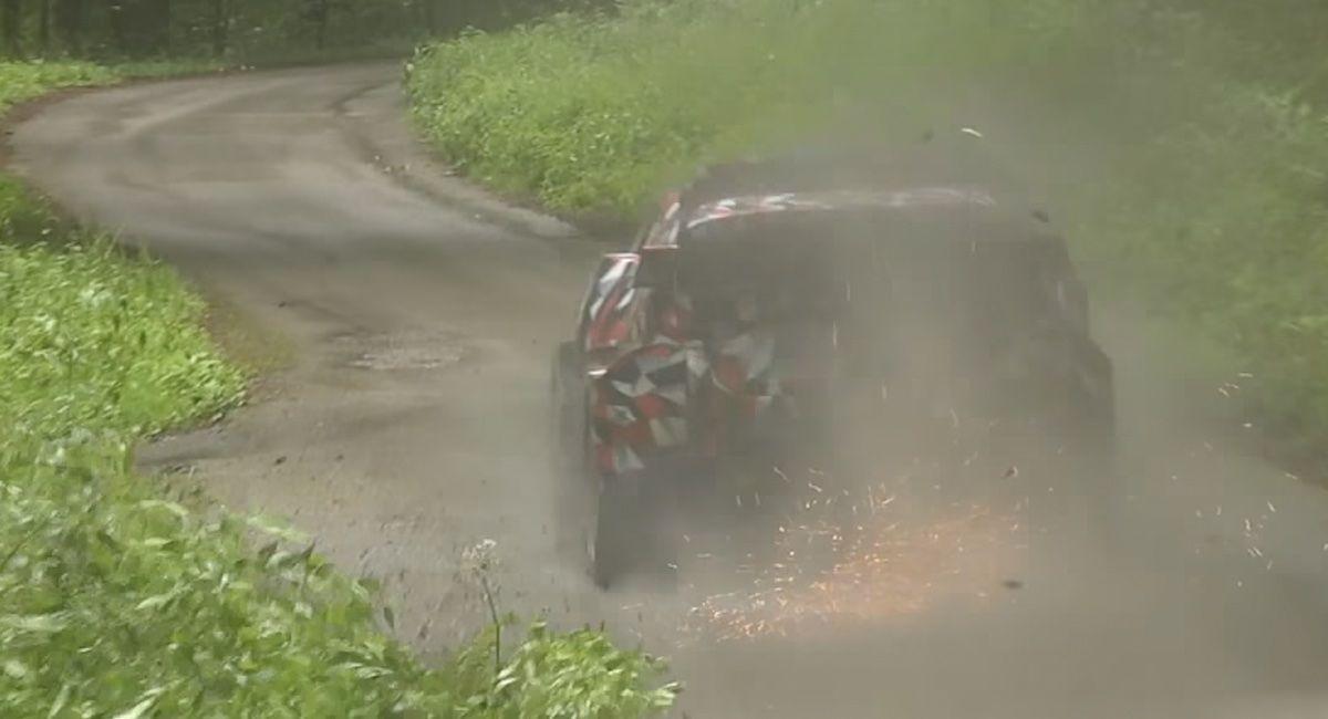 Toyota GR Yaris WRC 2022