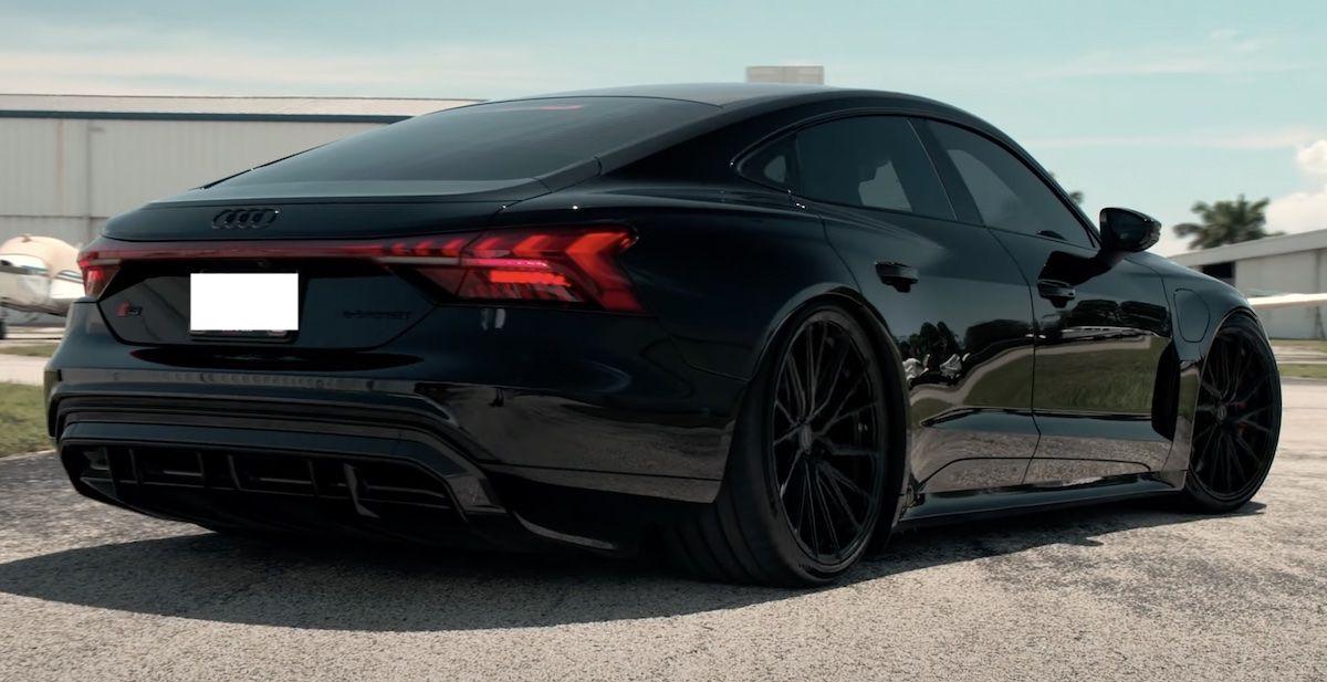 Audi RS E-Tron GT - Vossen 22'