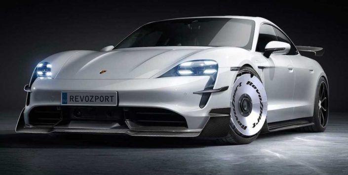 Porsche Taycan RevoZport