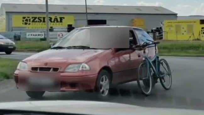 Suzuki Swift rower