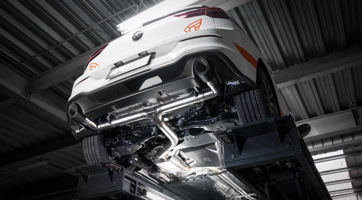 Volkswagen Golf GTI iPE
