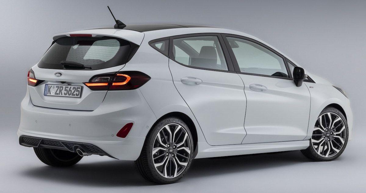 2022 Ford Fiesta ST-Line