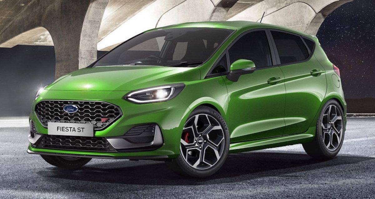 2022 Ford Fiesta ST