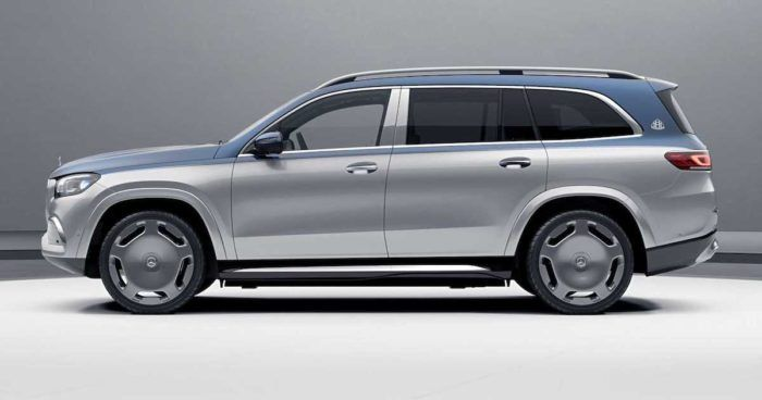 2022 Mercedes-Maybach GLS 600 4MATIC Edition 100