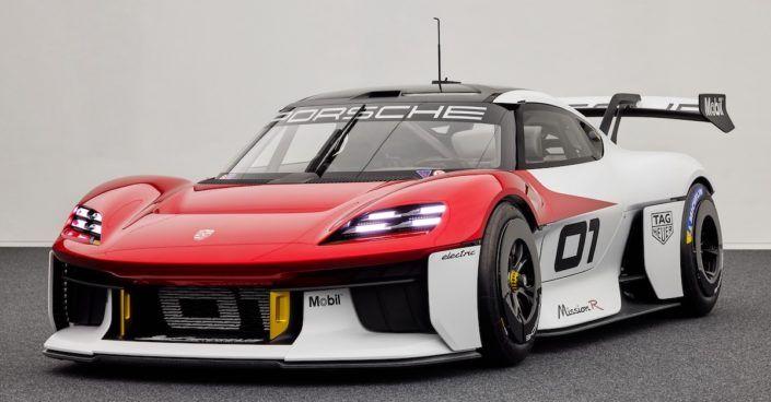 2022 Porsche Mission R
