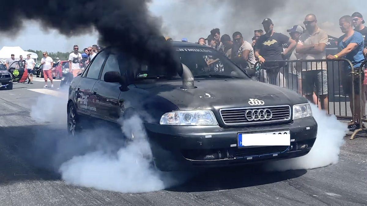 Audi A4 B5 diesel