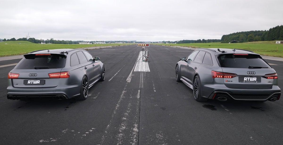 Audi RS6 C7 C8