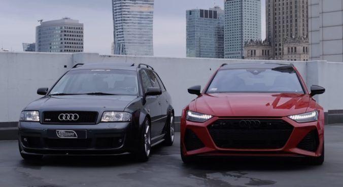 Audi RS6 C8 C5